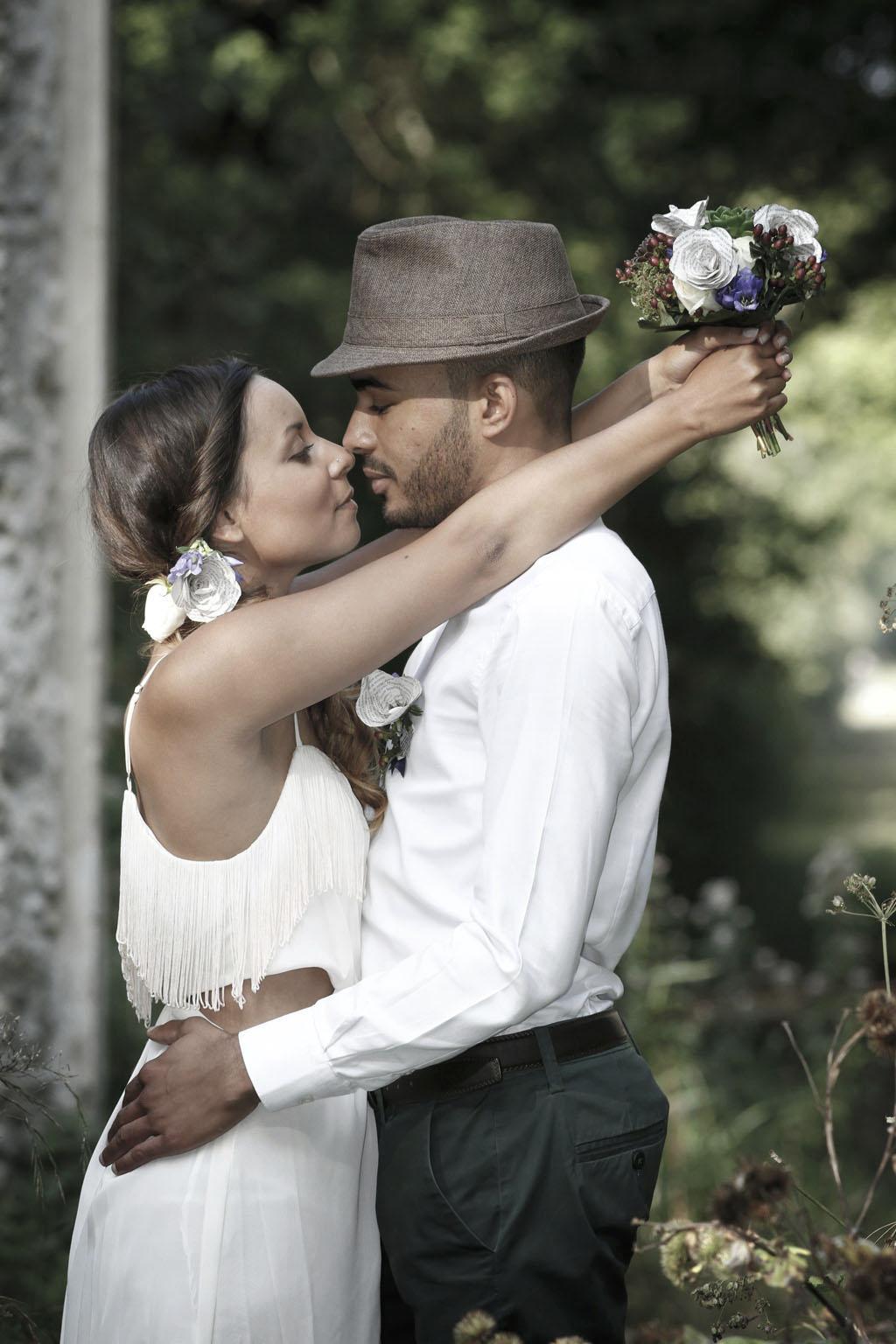 Mariage Bohème organisé par Empreinte Ephémère Wedding planner et décoratrice d'évènement sur mesure