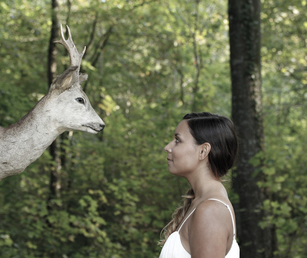 mariage_foret_cerf_nature_boheme