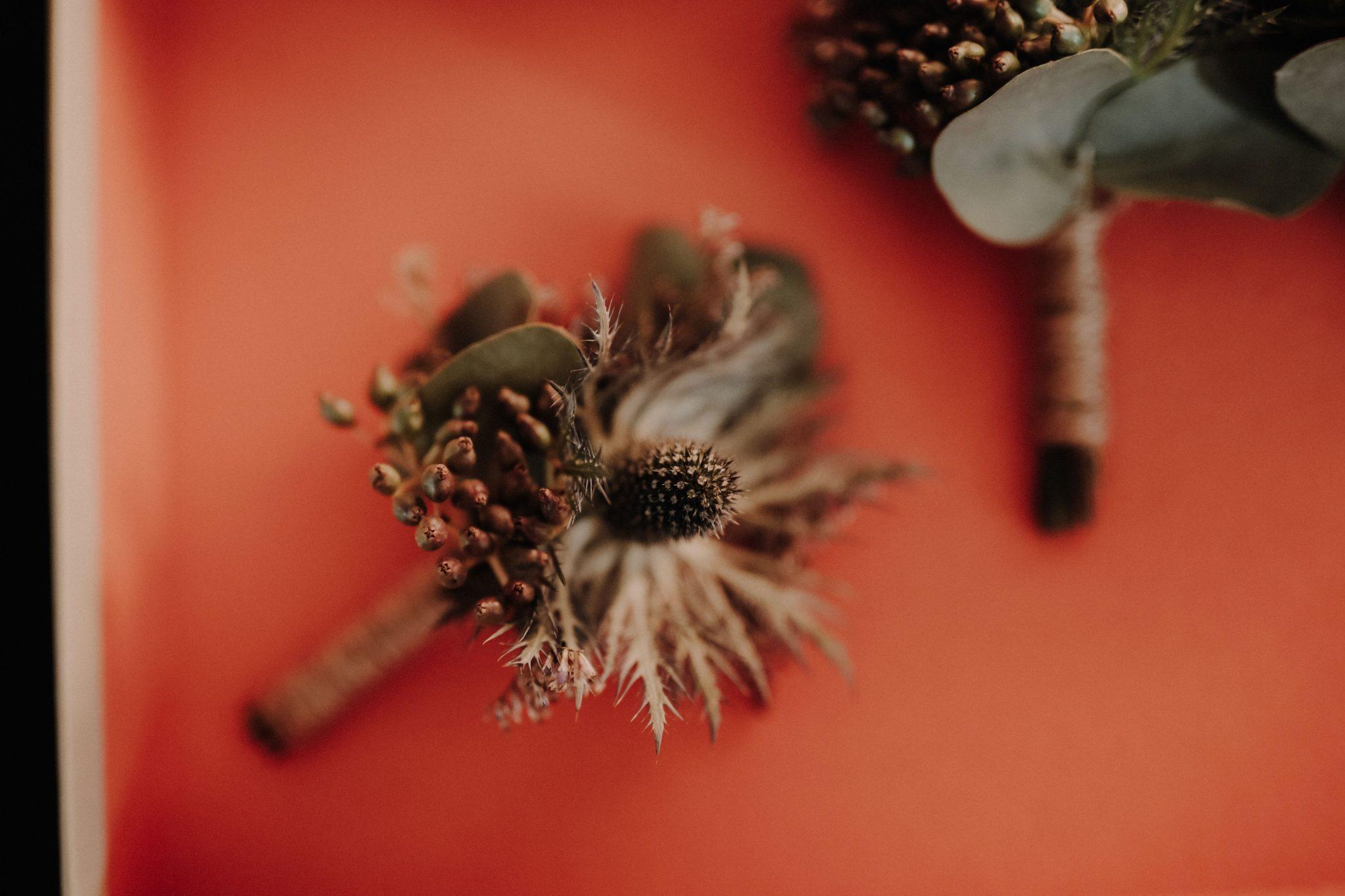 fleur mariage terracotta à la ferme d'armenon. Empreinte Ephémère wedding planner Provence paris et normandie