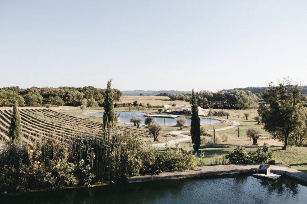 organiser un mariage en provence au domaine de Patras. Empreinte Ephémère wedding planner Provence