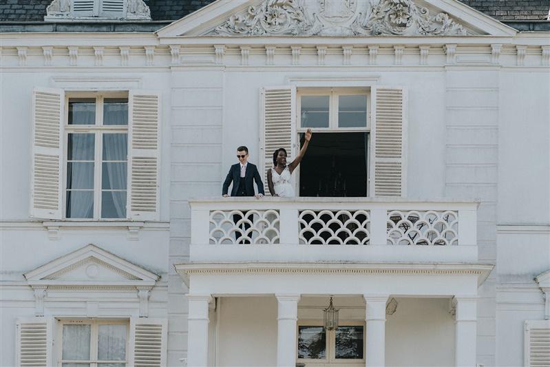 mariage chic au chateau barthélemy. Empreinte éphémère wedding planner Provence paris normandie