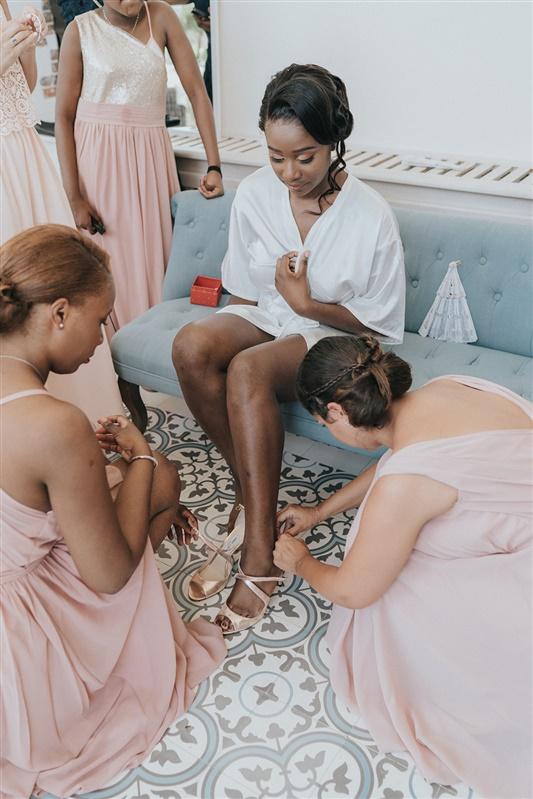 mariage élégant chic à paris. Empreinte éphémère wedding planner Provence paris normandie