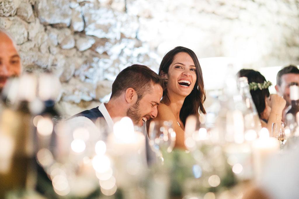 repas de mariage original en Provence. Empreinte Ephémère wedding planner Provence, paris et normandie