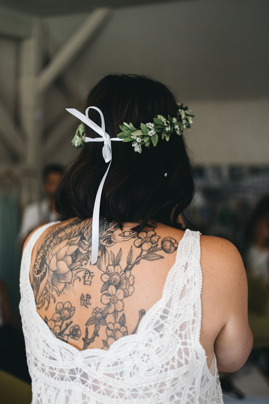 tatouage éphémère pour un mariage orignal et atypique. Organisation de mariage en Provence. Empreinte Ephémère wedding planner Provence, paris et normandie