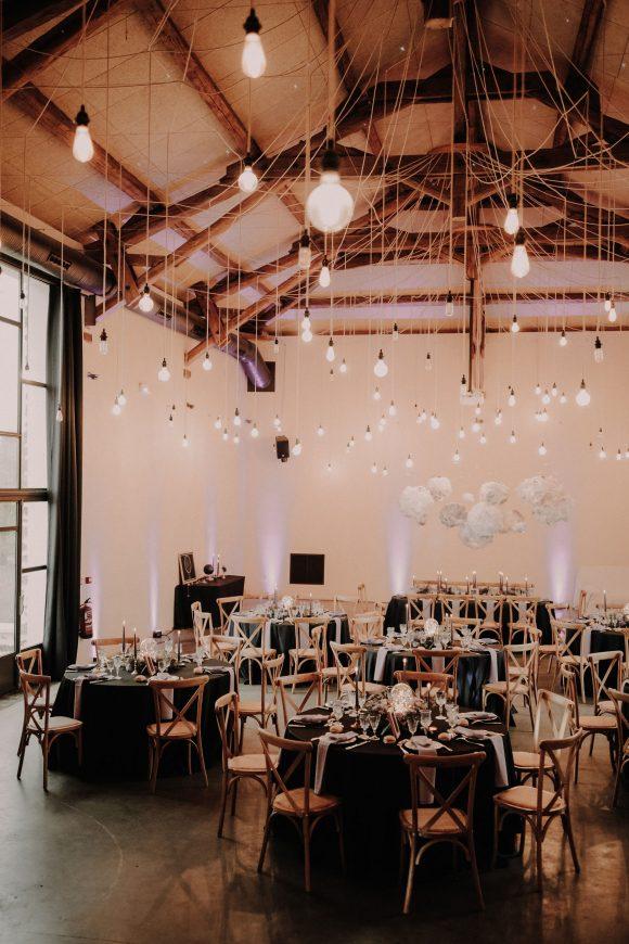 lieu mariage industriel les bonnes joies la ferme d'armenon - Empreinte Ephémère wedding planner Provence paris normandie