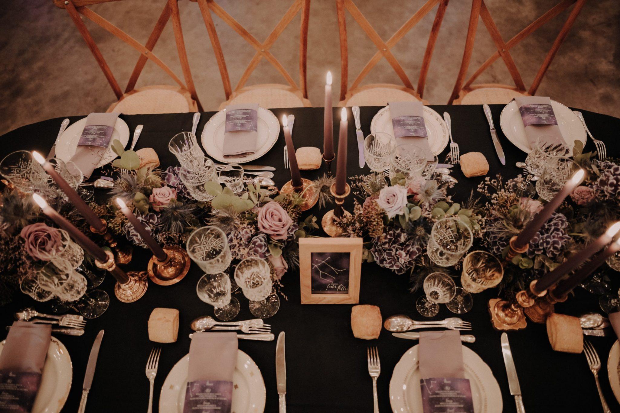 décoration de mariage industriel à la ferme d'armenon. Empreinte Ephémère wedding planner Provence paris normandie
