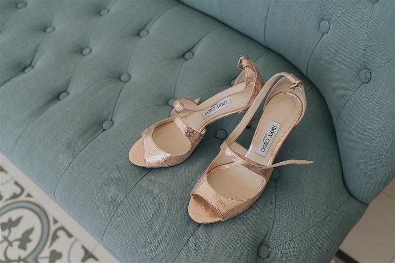 chaussure de la mariée et accessoire mariage. Empreinte éphémère wedding planner Provence paris normandie