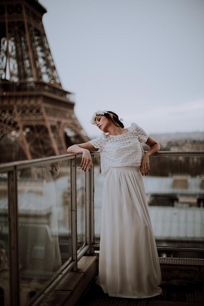 organiser un mariage à paris au pullman Tour Eiffel. Empreinte éphémère wedding planner Provence paris normandie