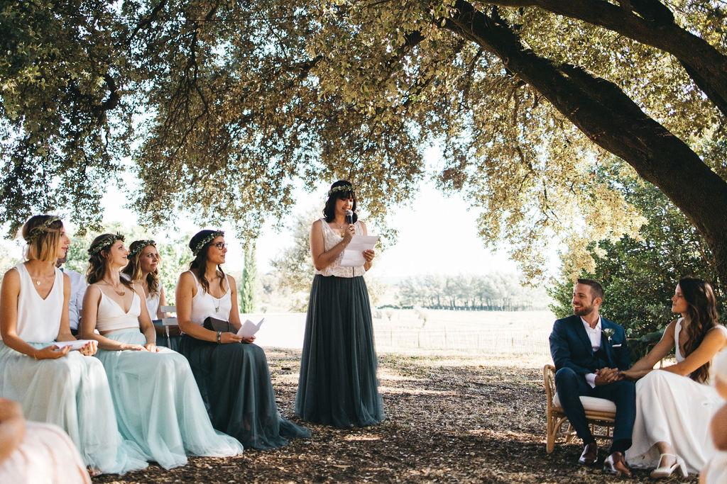 wedding planner provence languedoc roussillon côte d'azur et wedding designer décoratrice de mariage. Nîmes Avignon Montpellier Alpilles Camargue Lubéron